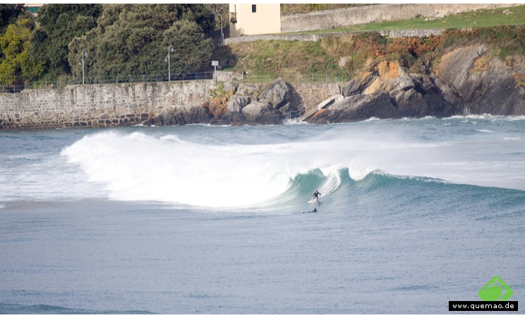 quemao. Surf Skateboard Trip Frankreich Spanien 2014